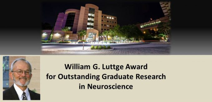 Luttge Outstanding Grad Research Awards