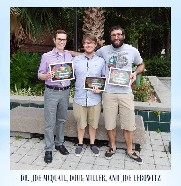 Congratulations Neuroscience Retreat Poster Session Winners!