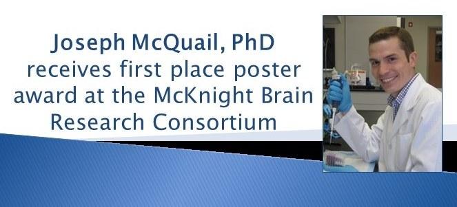 Congratulations Dr. McQuail!